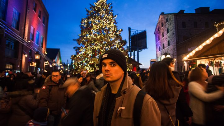 I Spent 11 Hours at Toronto's Christmas Market to See if It Could Grow My Grinchy Heart