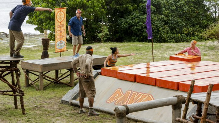 The Best Thing on TV This Year Was: 'Survivor: David vs. Goliath'
