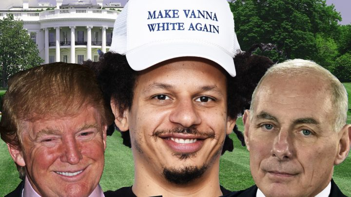 Eric Andre Should Be Trump's Next Chief of Staff