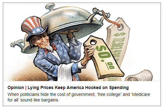 """Progressive Lies Like """"Free College"""" and """"Medicare For All"""" Hide Cost of Debt"""