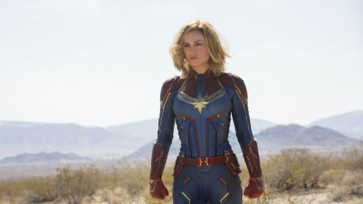 Fundraisers Are Already Popping Up to Send Girls to See 'Captain Marvel'
