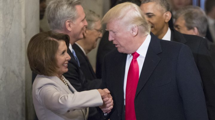 Nancy Pelosi Mopped the Floor with Trump