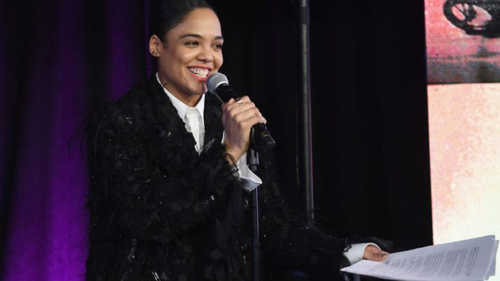 Tessa Thompson and Other Stars Are Taking Hollywood's Gender Gap into Their Own Hands