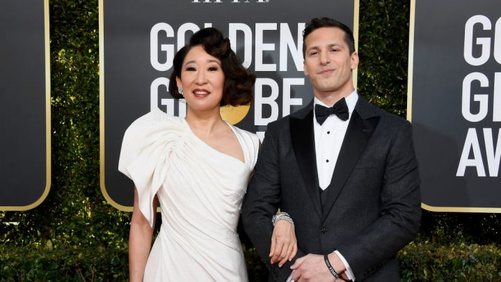 Sandra Oh Keeps Making History and We're Here For It