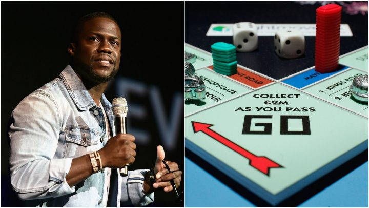 Only One Thing Can Save the Kevin Hart 'Monopoly' Movie