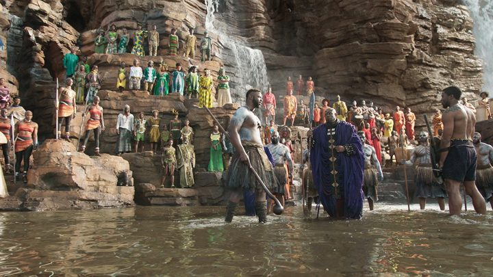 The 'Black Panther' Costume and Song Oscar Nominations Are a Big Moment