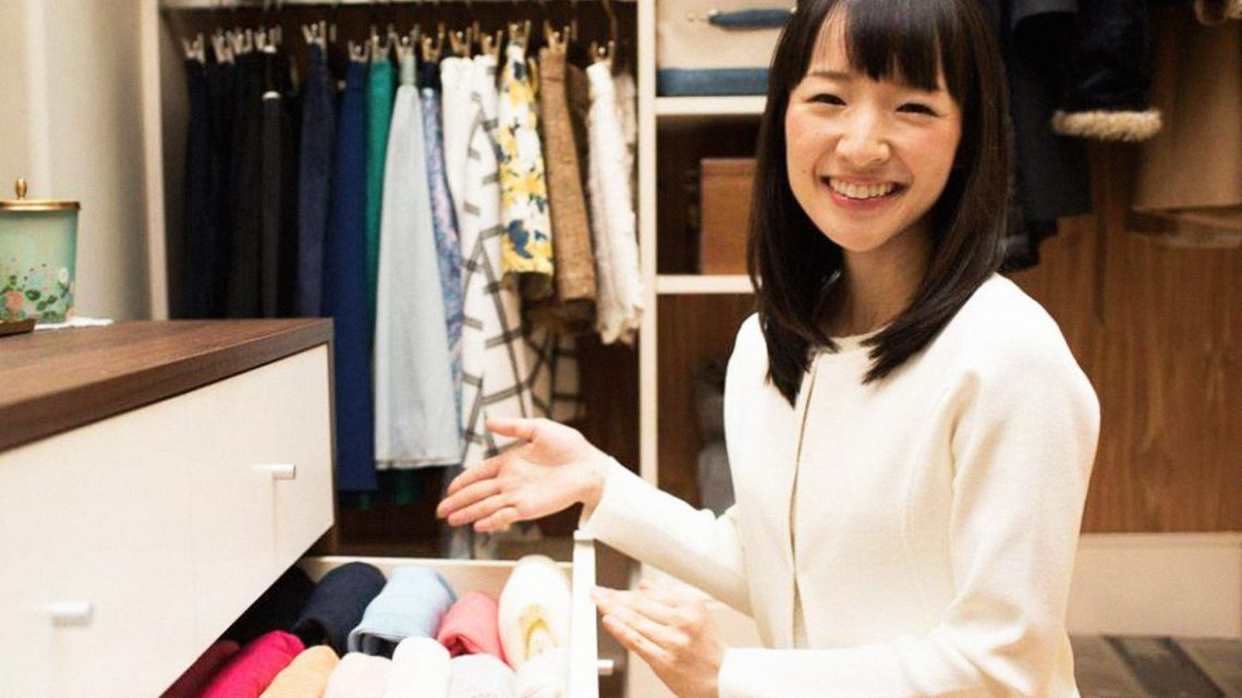 How to Get the Most from Selling Your Clothes, Marie Kondo Style