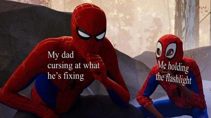The 'Learning to Be Spider-Man' Meme Is the Next Great Spidey Meme