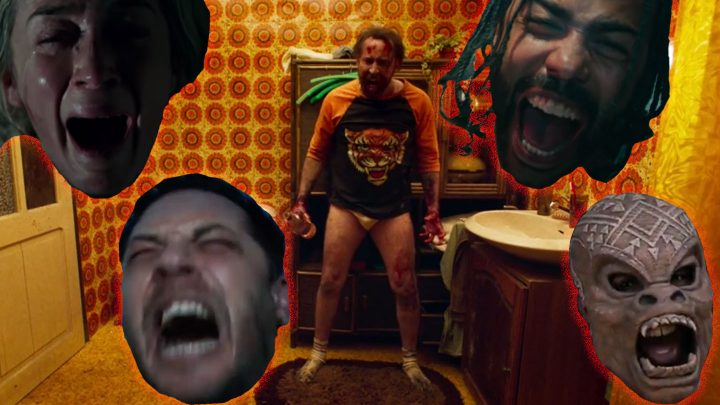 The Ten Most Blood-Curdling, Heart-Pounding Movie Screams of 2018