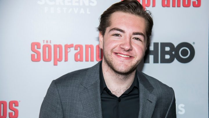 James Gandolfini's Son Is Playing Young Tony in the 'Sopranos' Prequel