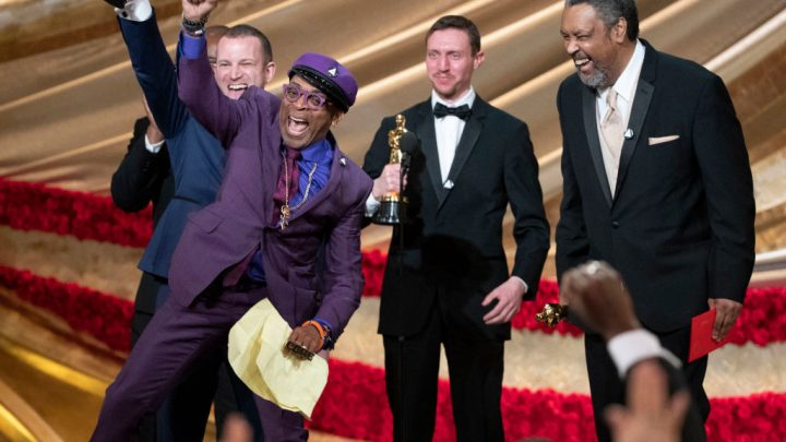 Spike Lee's Oscar Speech Was A Lesson In Black History