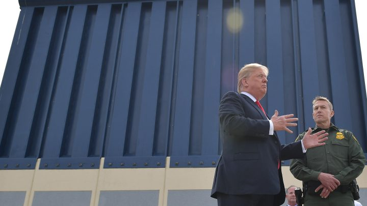 Trump's Wall Symbolizes the End of American Optimism