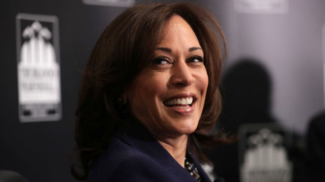 The Kamala Harris 'Reefergate' Scandal Is the Dumbest Story of the Year