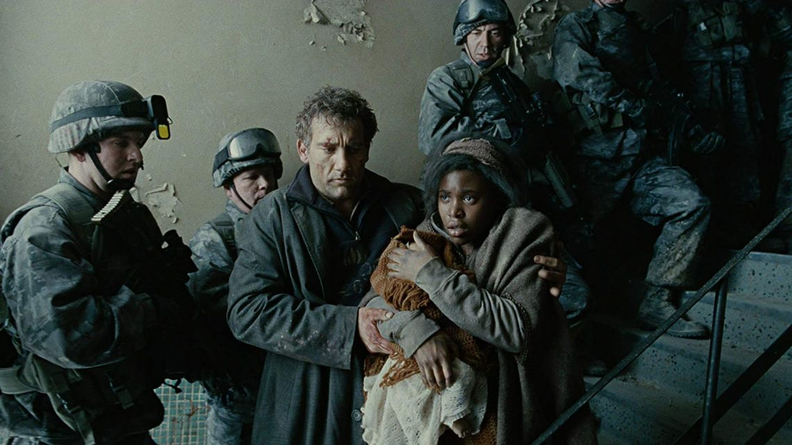 It Feels Like We're Getting Closer and Closer to the Dystopia of 'Children of Men'