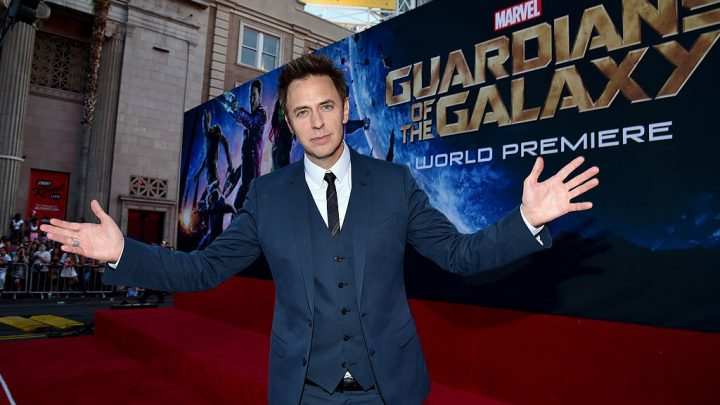 Holy Hell, James Gunn Is Directing 'Guardians of the Galaxy 3' Again