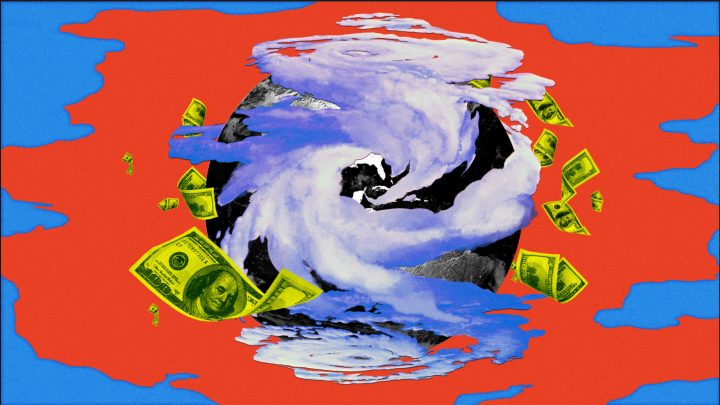 The $1 Trillion Storm: How a Single Hurricane Could Rupture the World Economy