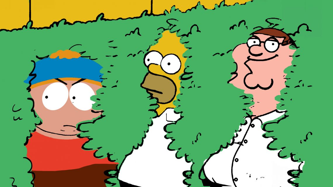 My Attempt to List the Ways 'South Park' and 'The Simpsons' Changed Culture