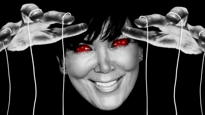 Kris Jenner Is Frequently Compared to the Devil, and the Kardashian Matriarch Seems to Like It