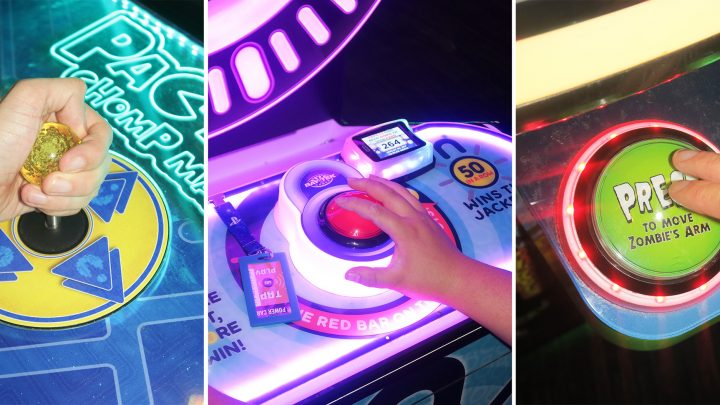 The Elaborate, Dying Art of Hustling for Money at Dave & Buster's