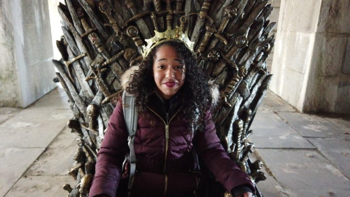 The Wild Story of How a 'GoT' Fan Found the Last Iron Throne on Earth