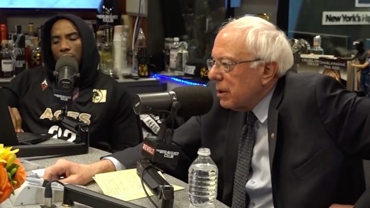 Five Takeaways from Bernie Sanders's Appearance on 'The Breakfast Club'