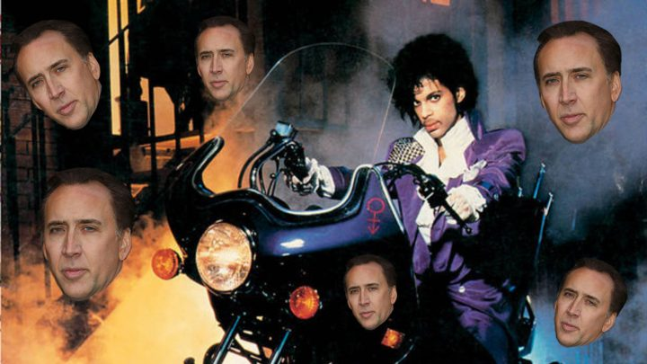 Watch Nic Cage Scream 'Purple Rain' at Karaoke After Annulling His Marriage