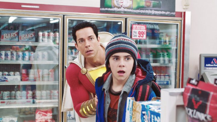 We Spoke to 'Shazam!' Actor Zachary Levi About Finally Landing a Superhero Role