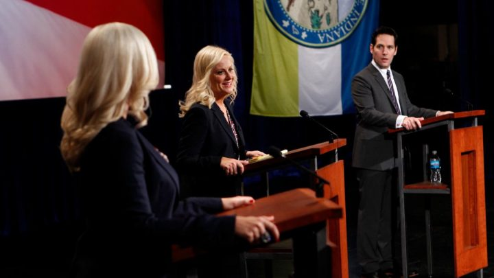 'Parks and Recreation' Is the America We Were Promised