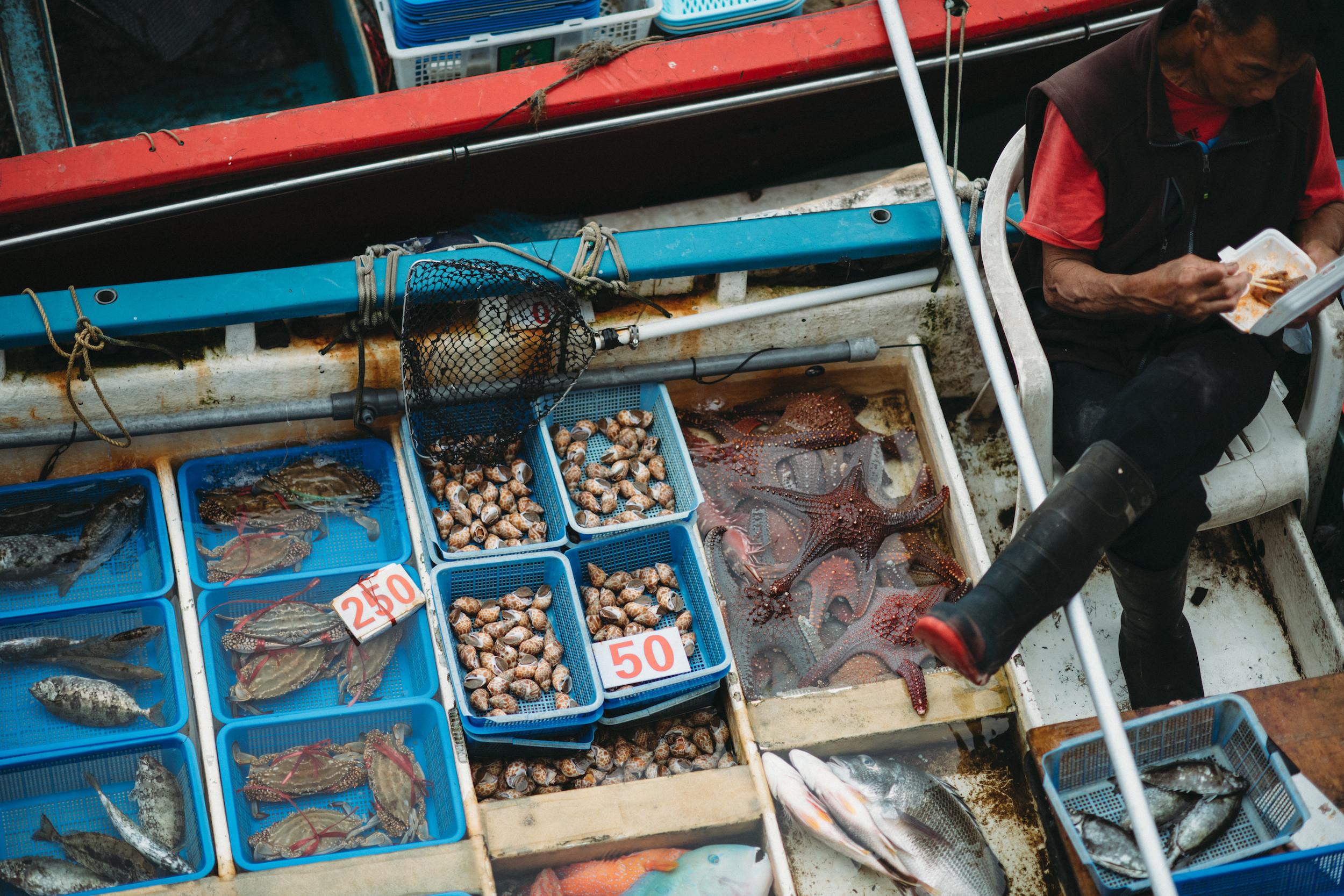 Hong Kong Fishing Village Justin Lim