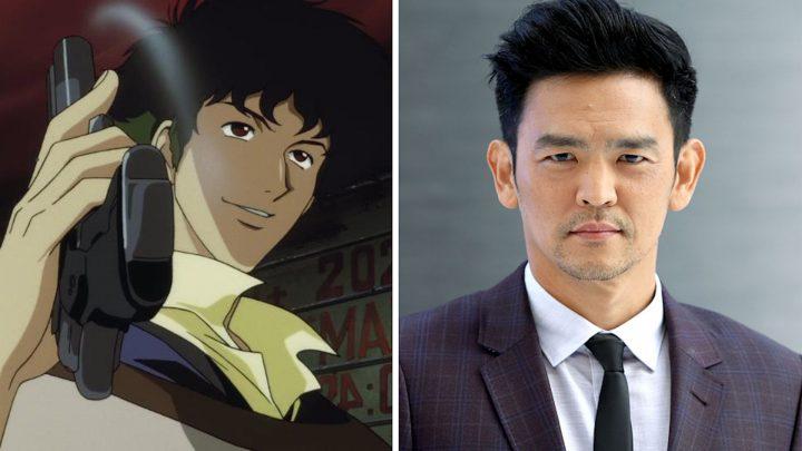 Hell Yeah, John Cho Is Playing Spike Spiegel in Netflix's 'Cowboy Bebop'
