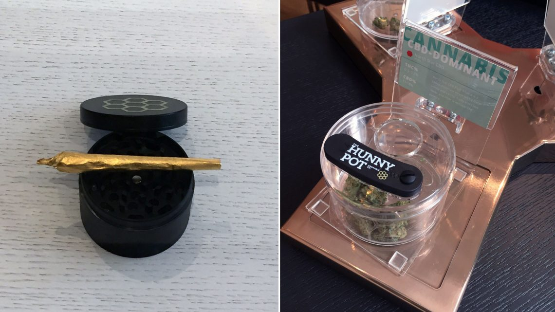 What I Learned at the Opening of Toronto's First Legal Weed Store