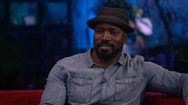 'VICE LIVE' Interviews 'Luke Cage' Star Mike Colter