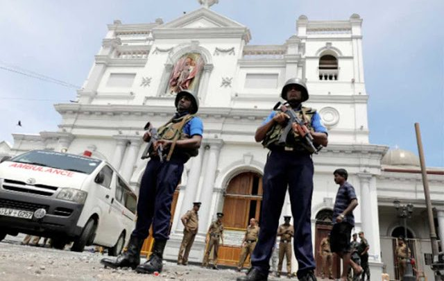 Sri Lanka Blasts: Terrorism Targets Another Chinese Ally
