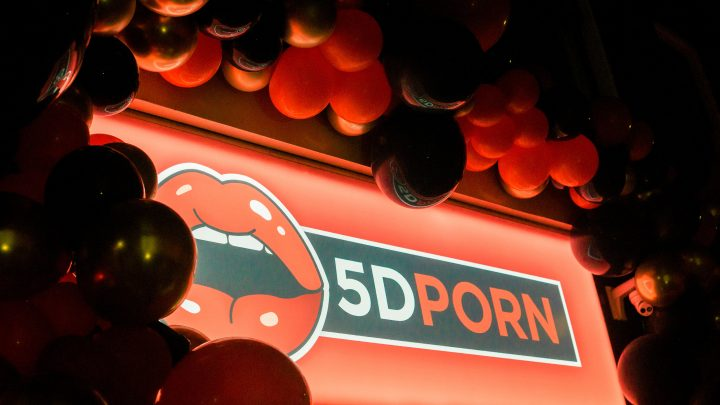 The World's First 5D Porn Theater Is a Wild Ride