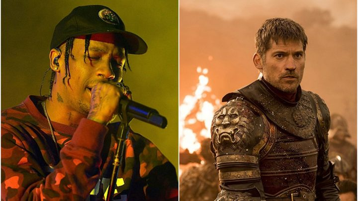 Listen to The Weeknd, SZA, and Travis Scott's 'Game of Thrones' Song