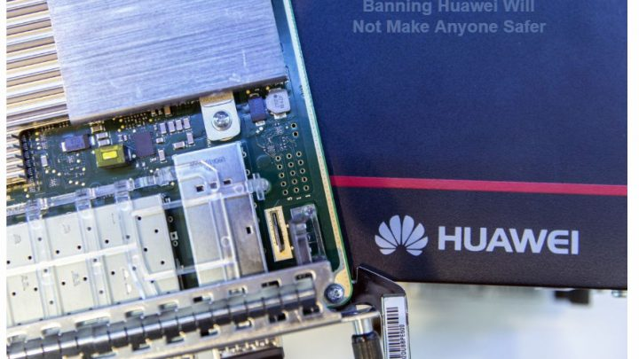 Trump's Seriously Misguided Ban On Huawei
