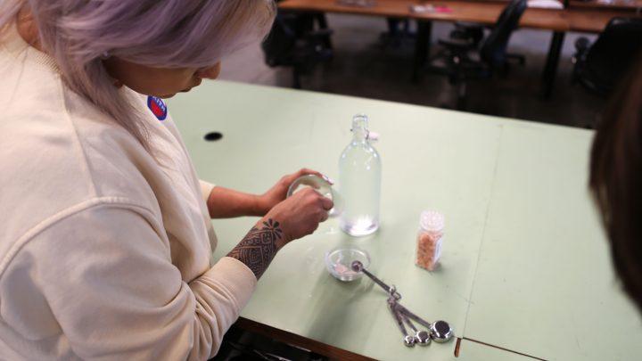 We Made Our Tech Editor Drink Jack Dorsey's 'Salt Juice'