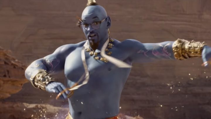 An Exhaustive Breakdown of Will Smith's Extremely Cursed 'Aladdin' Rap