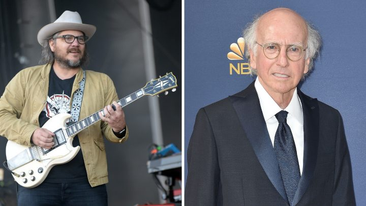 Jeff Tweedy Will Appear On 'Curb Your Enthusiasm,' Of Course