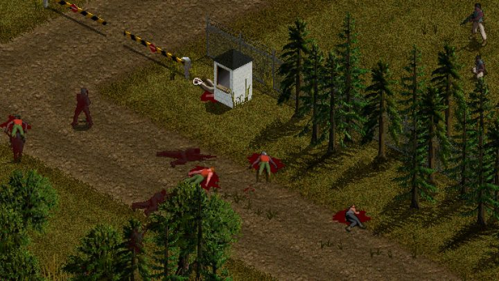 In 1998, 'Jagged Alliance' Developers Threatened a Walkout—And It Worked