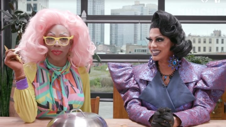 Watch 'RuPaul's Drag Race' Stars Try Truffles, Snails, and Caviar for the First Time