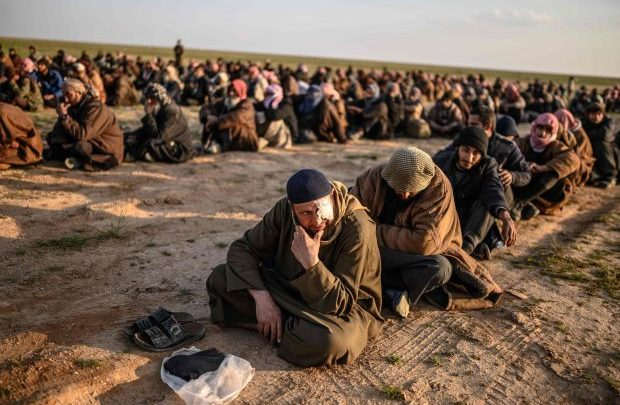 "US-Backed Terrorists ""Struggle"" After Returning from Syria"
