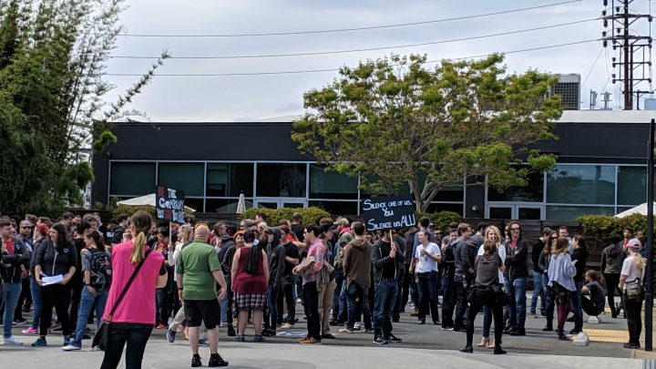 Over 100 Riot Games Employees Walked Out to End Forced Arbitration