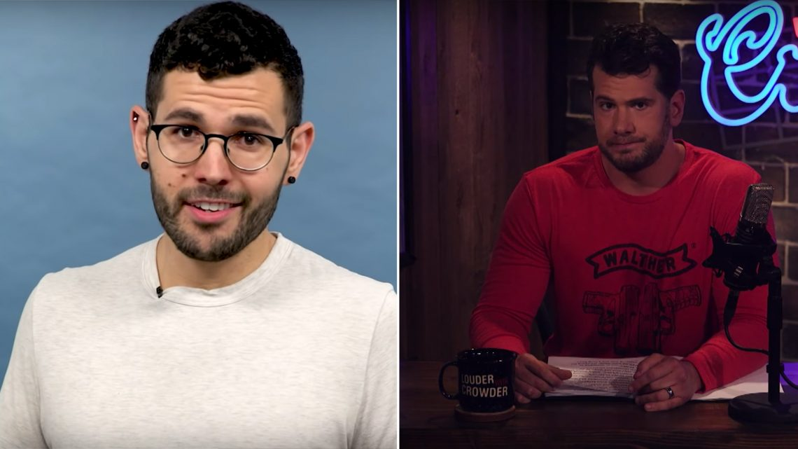 YouTube Miserably Fails to Explain Why It Didn't Ban Steven Crowder