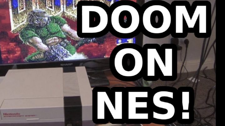 How to Run 'Doom' on an NES