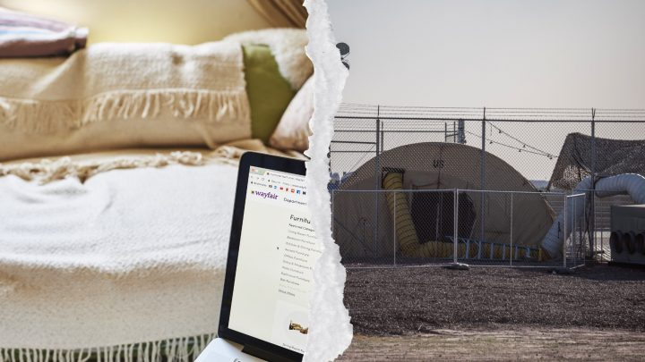 Wayfair Is Profiting from Immigration Detention, So I'm Walking Out