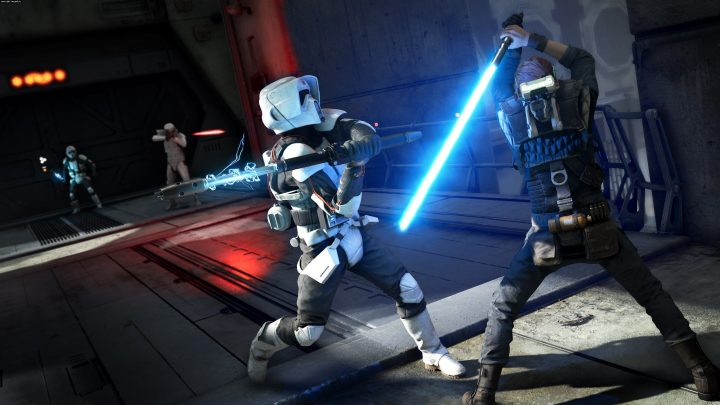 How 'Star Wars Jedi: Fallen Order' Channels 'Dark Souls'