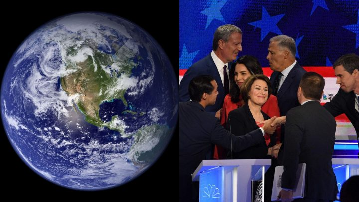 Opinion: The Planet Was the Big Loser at the Democratic Debates