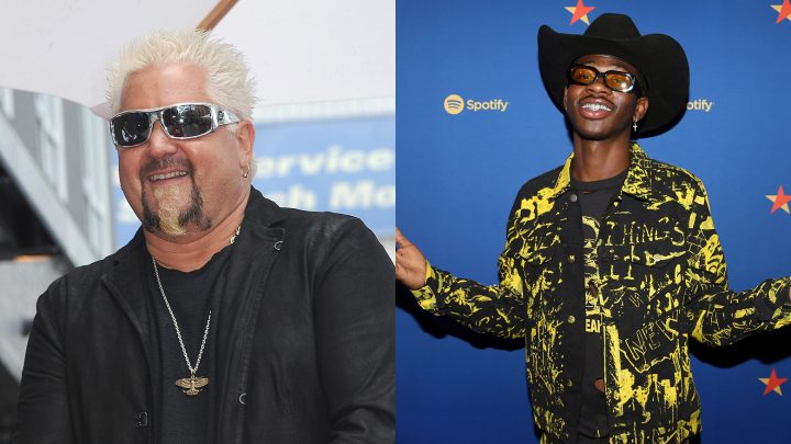 Guy Fieri Wants to Collaborate With Lil Nas X on an 'Old Town Road' Remix