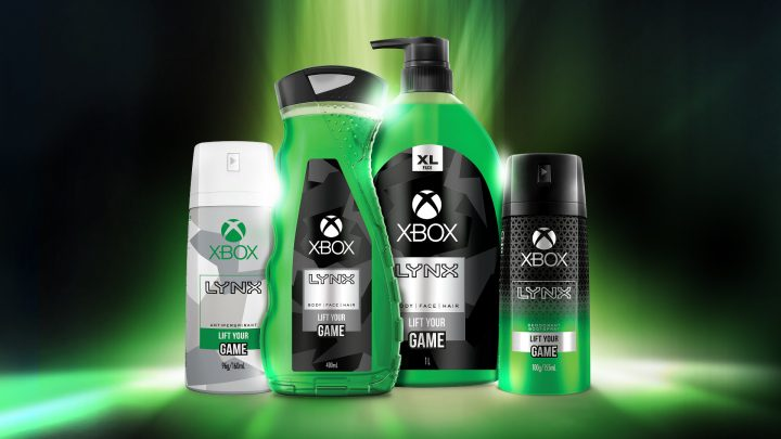 You Can Smell Like a Gamer With Lynx's New Xbox Body Wash